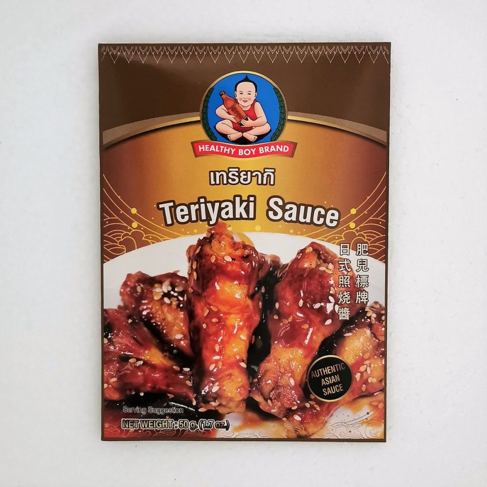 HBB Teriyaki Sauce 50g