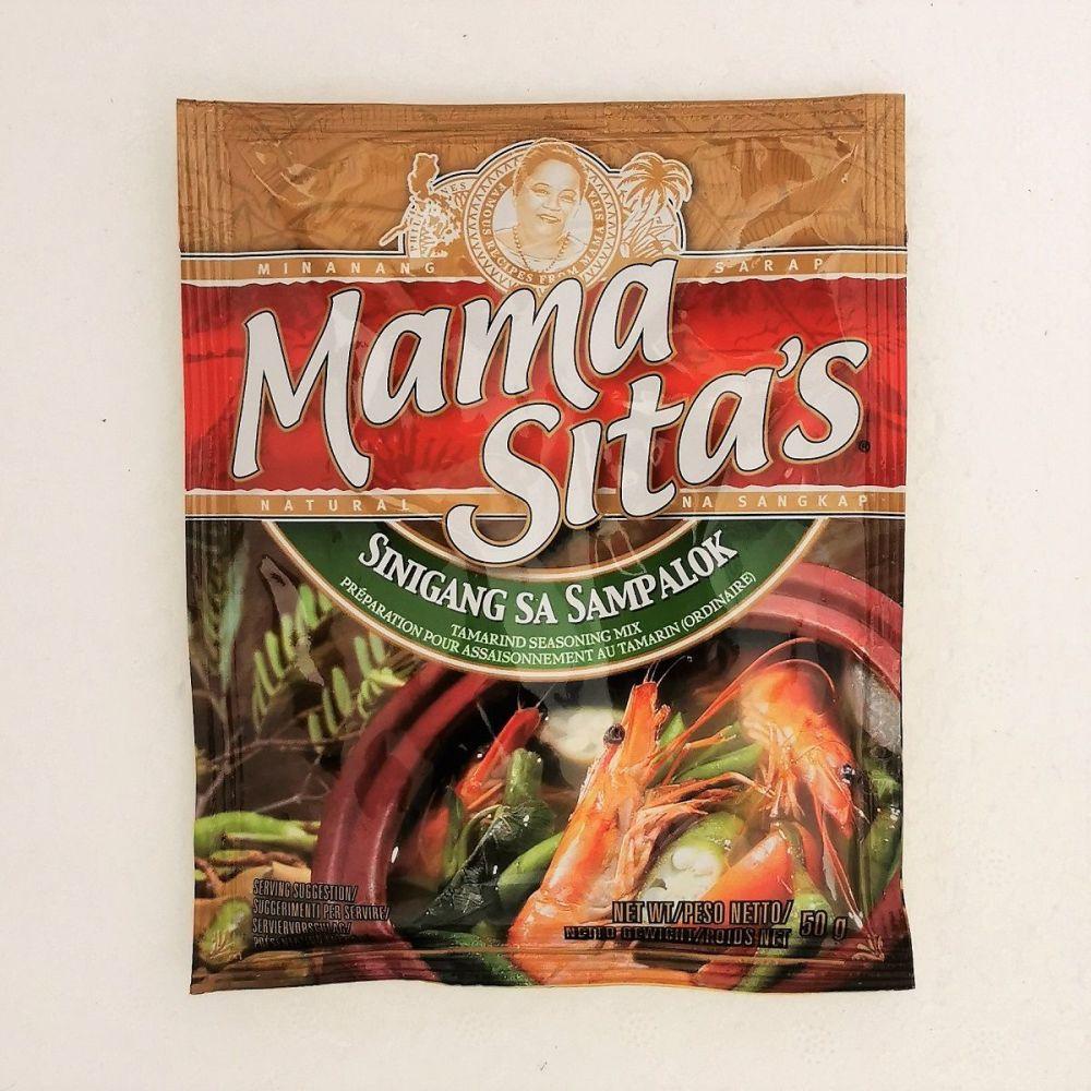Mama Sita's Sinigang Sa Sampalok (Tamarind Seasoning) Mix 50g