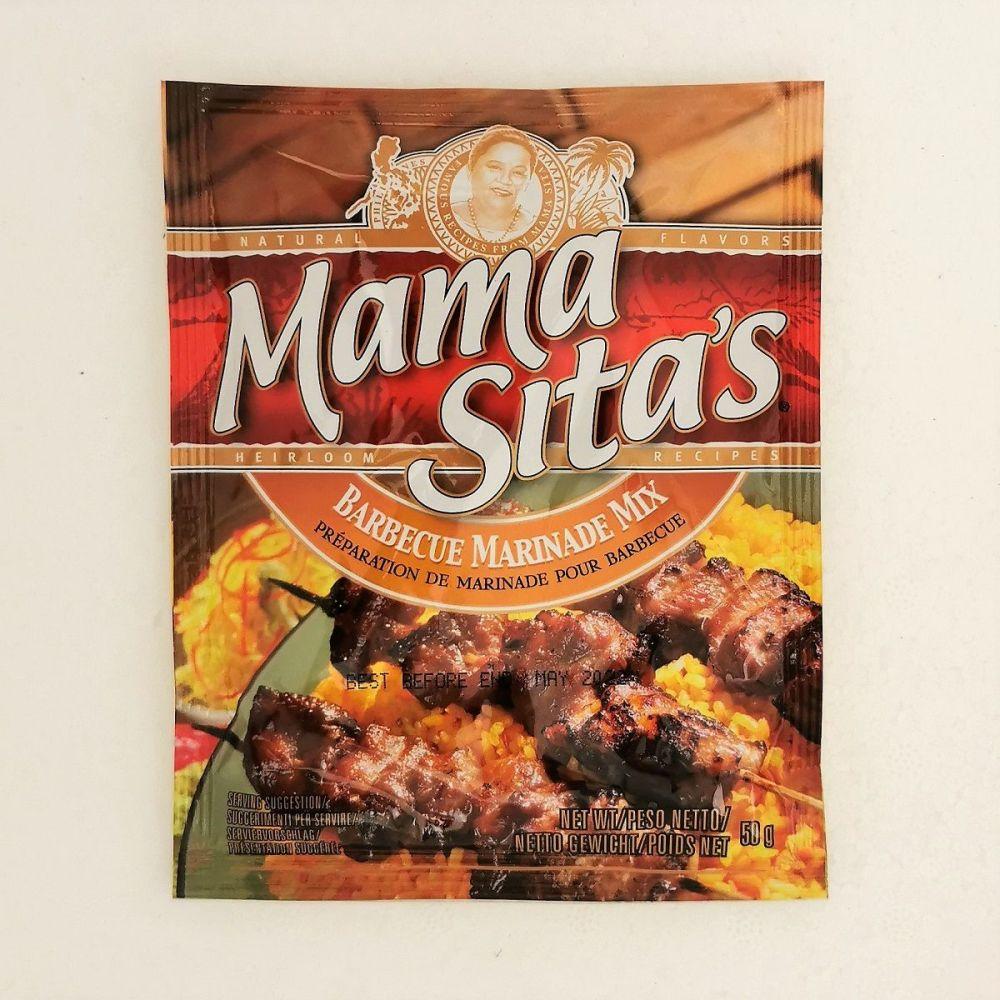 Mama Sita's BBQ  Marinade Mix 50g