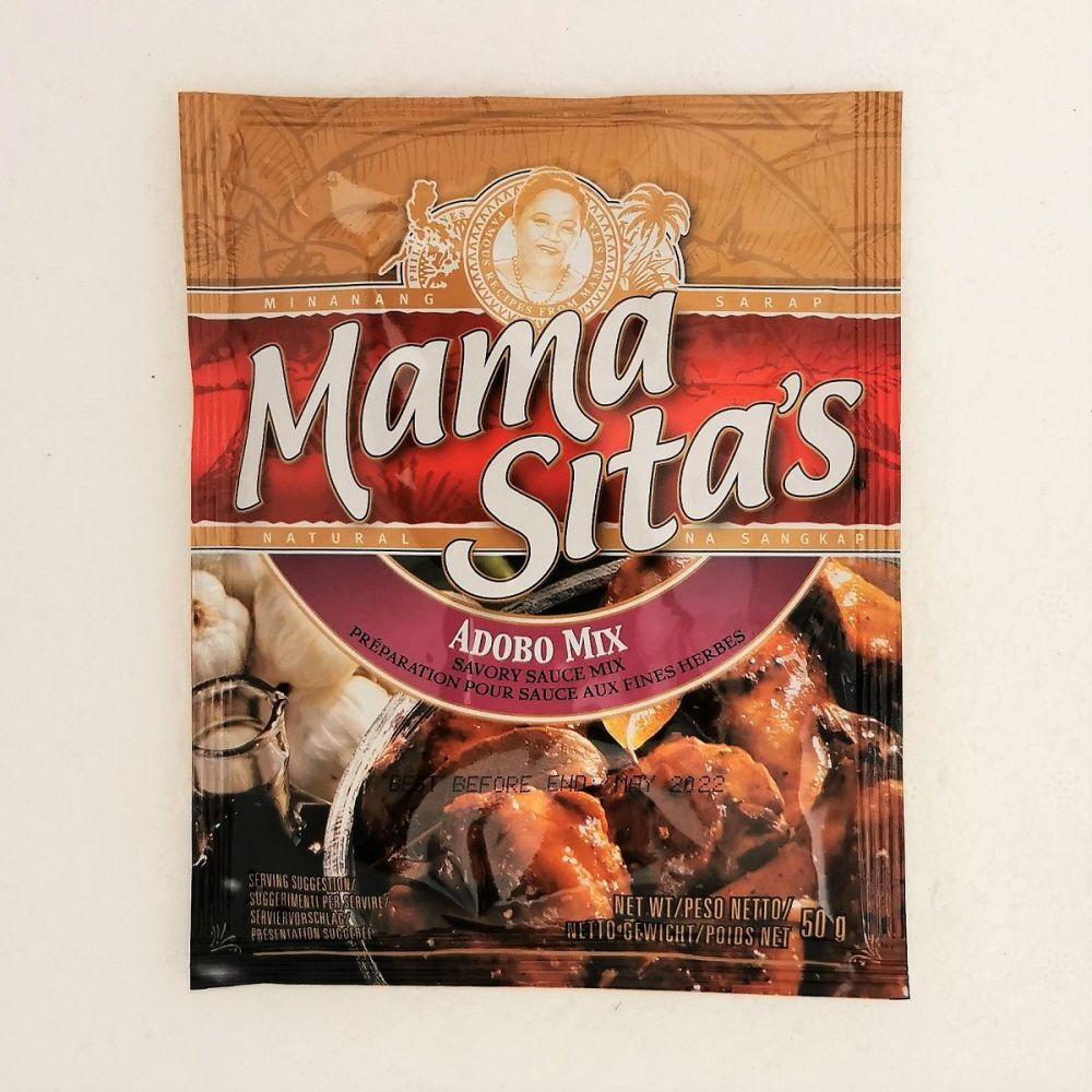 Mama Sita's Adobo (Savory Sauce Mix) 50g