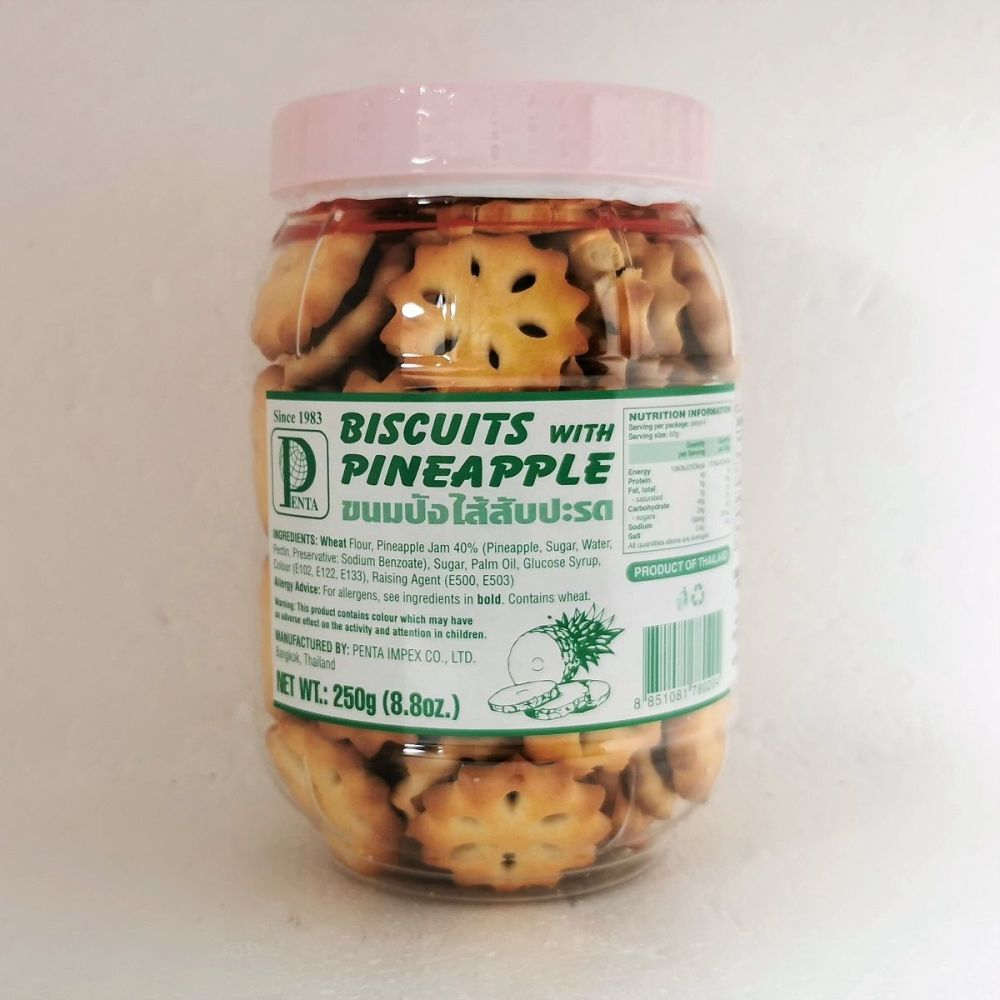Penta Biscuits with Pineapple 250g