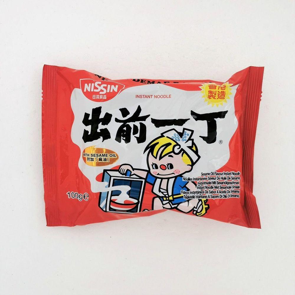Nissin Sesame Oil Flavour 100g