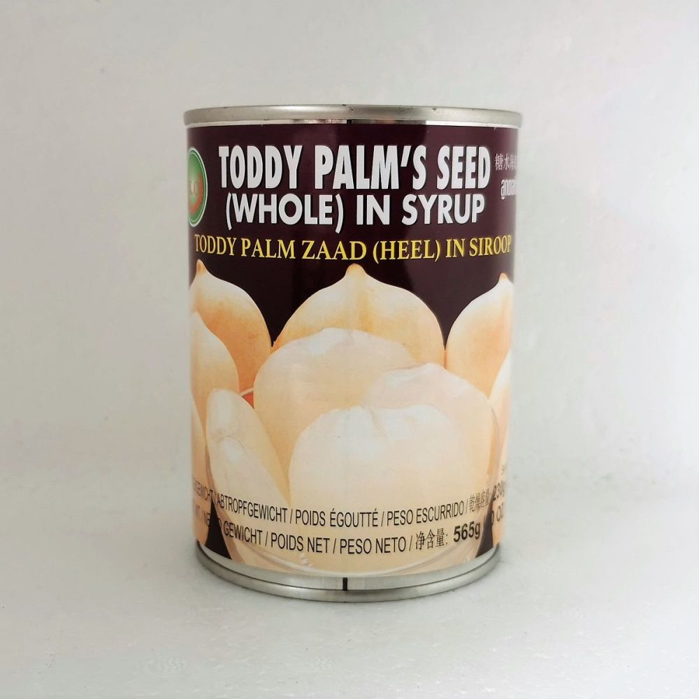 X.O. Toddy Palm's Seed (Whole) in Syrup 565g