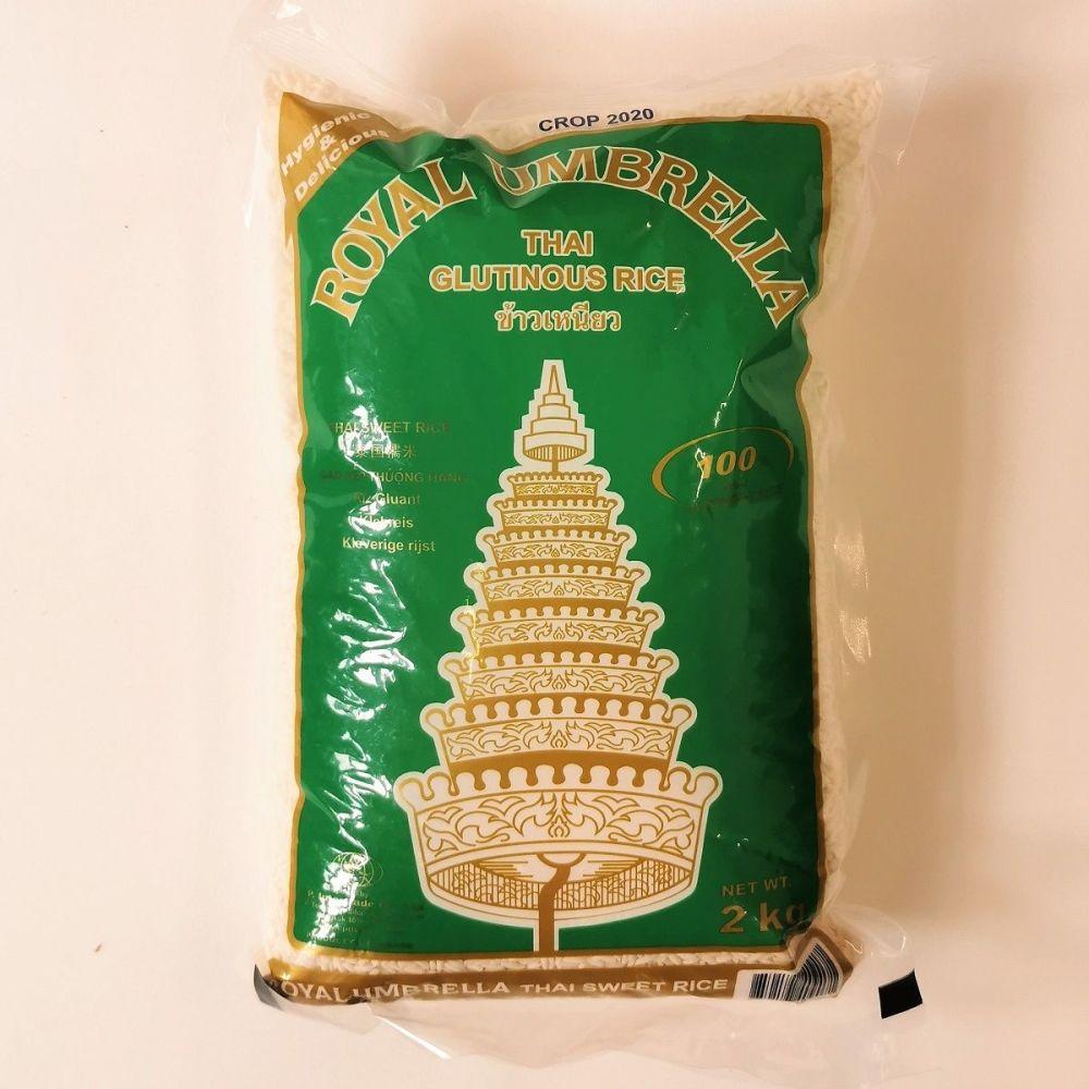 Royal Umbrella Glutinous Rice 2Kg