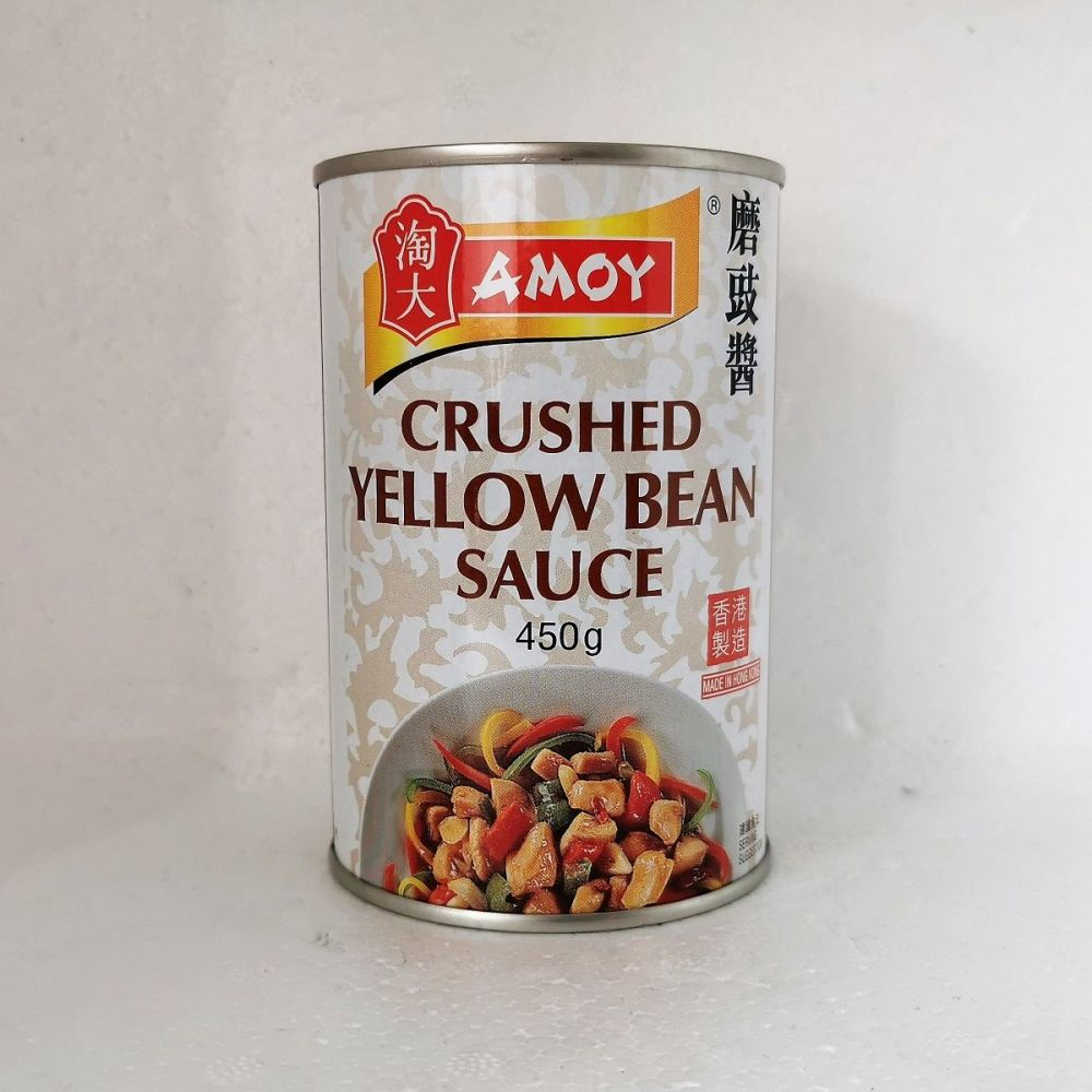 Amoy Crushed Yellow Bean Sauce 450g