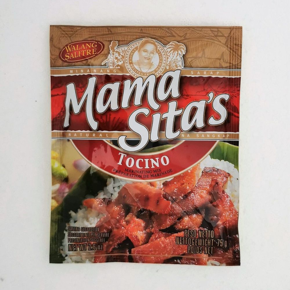 Mama Sita's Tocino (Marinating) Mix 75g