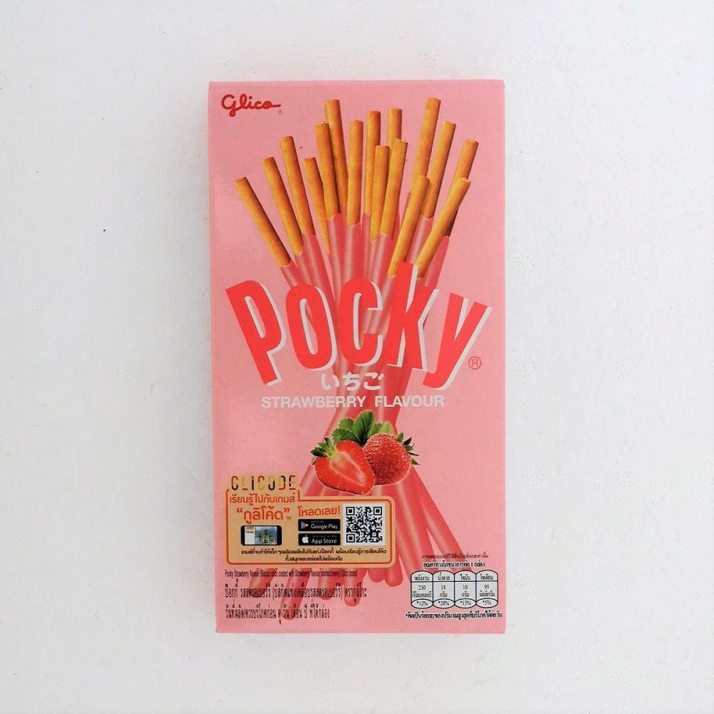 Pocky Strawberry Flavour 47g