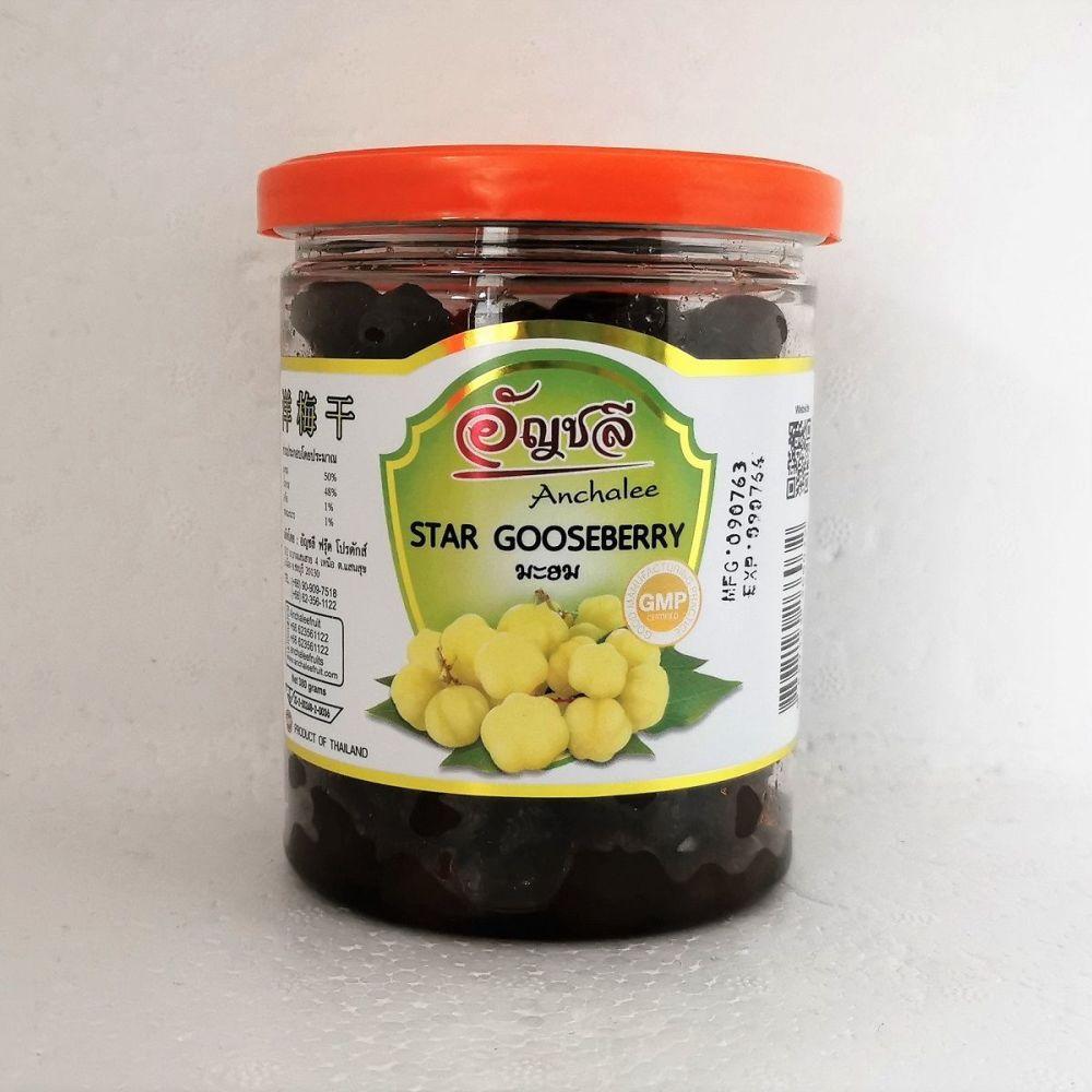 Anchalee Star Gooseberry 300g