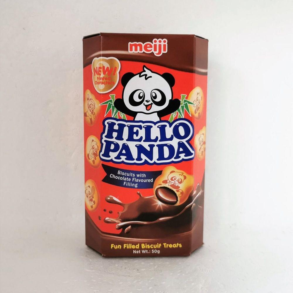 Meiji Hello Panda Chocolate Flavour 50g
