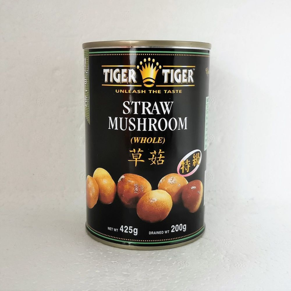 TT Straw Mushrooms 425g