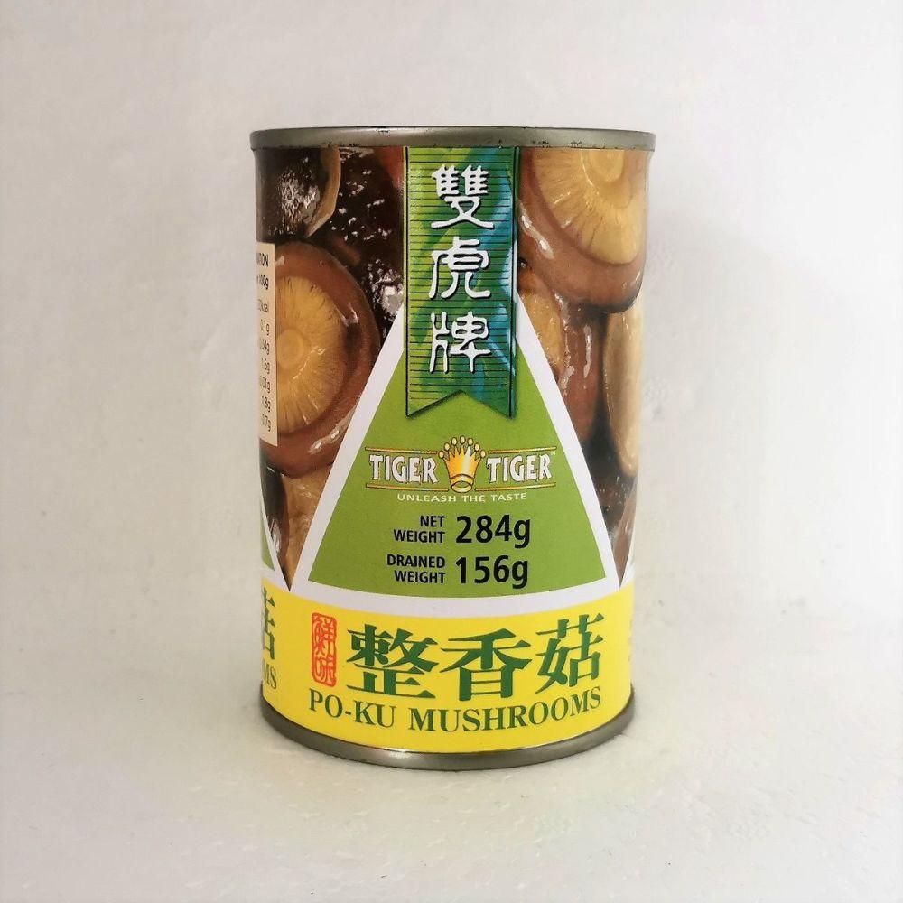 TT Po-Ku Mushrooms 284g