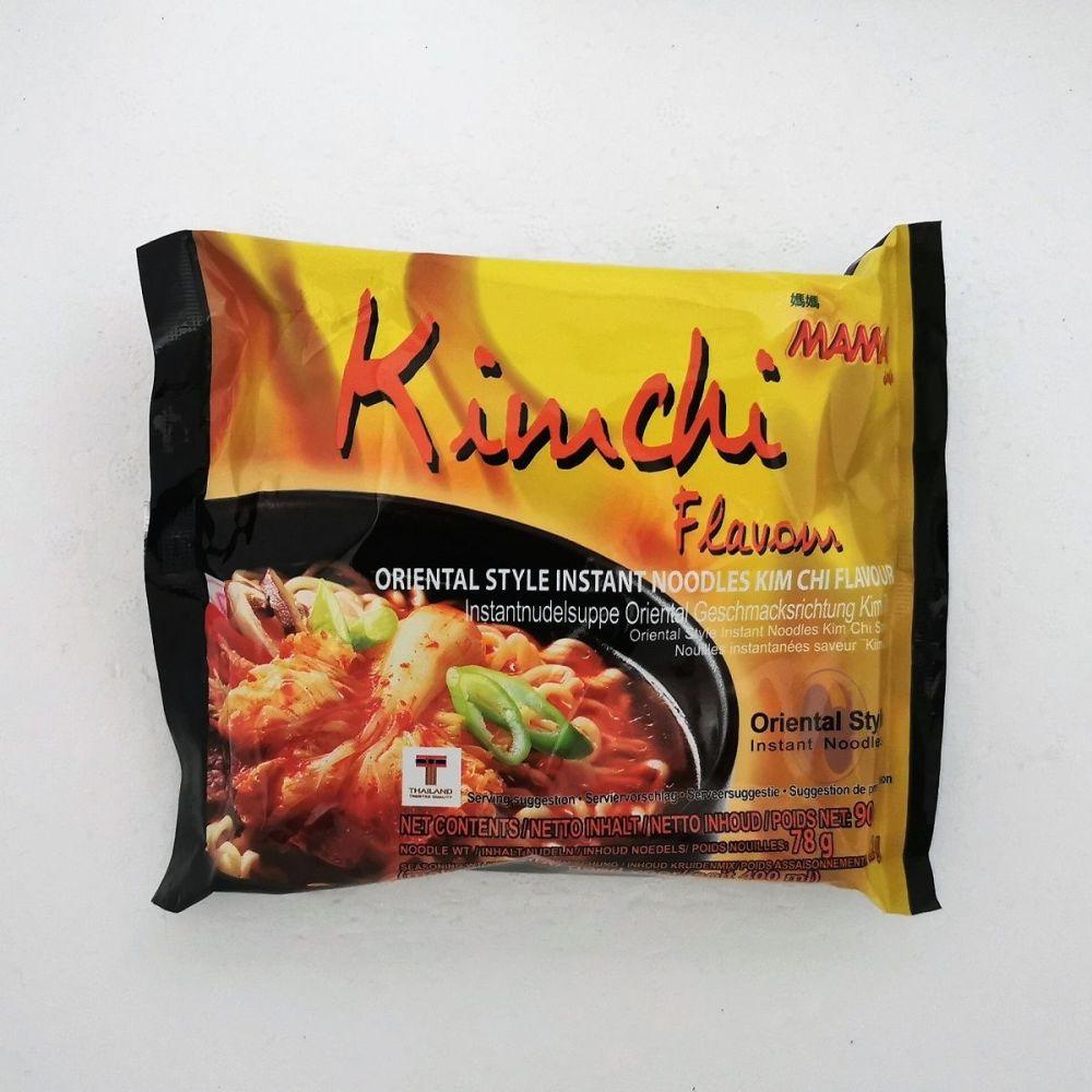 Mama Jumbo Kimchi Flavour 90g