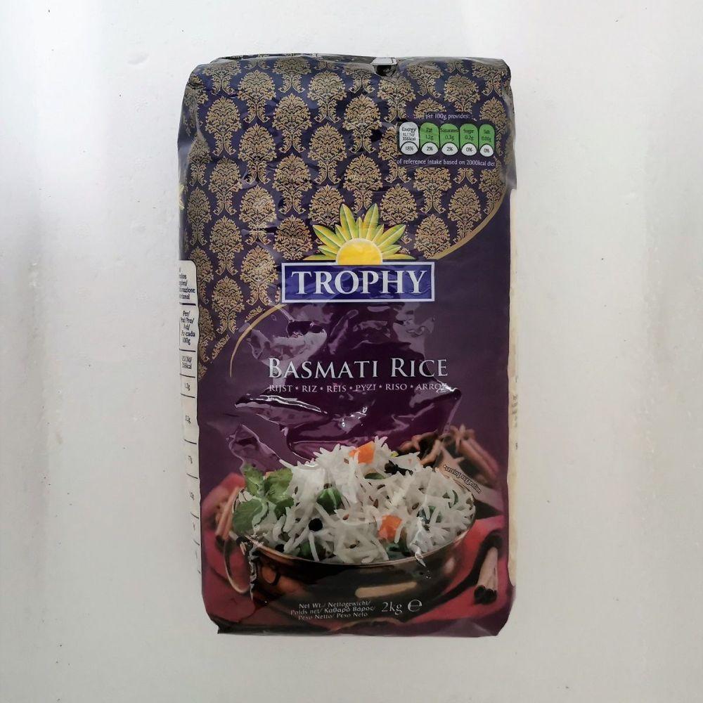 Basmati Rice 2Kg