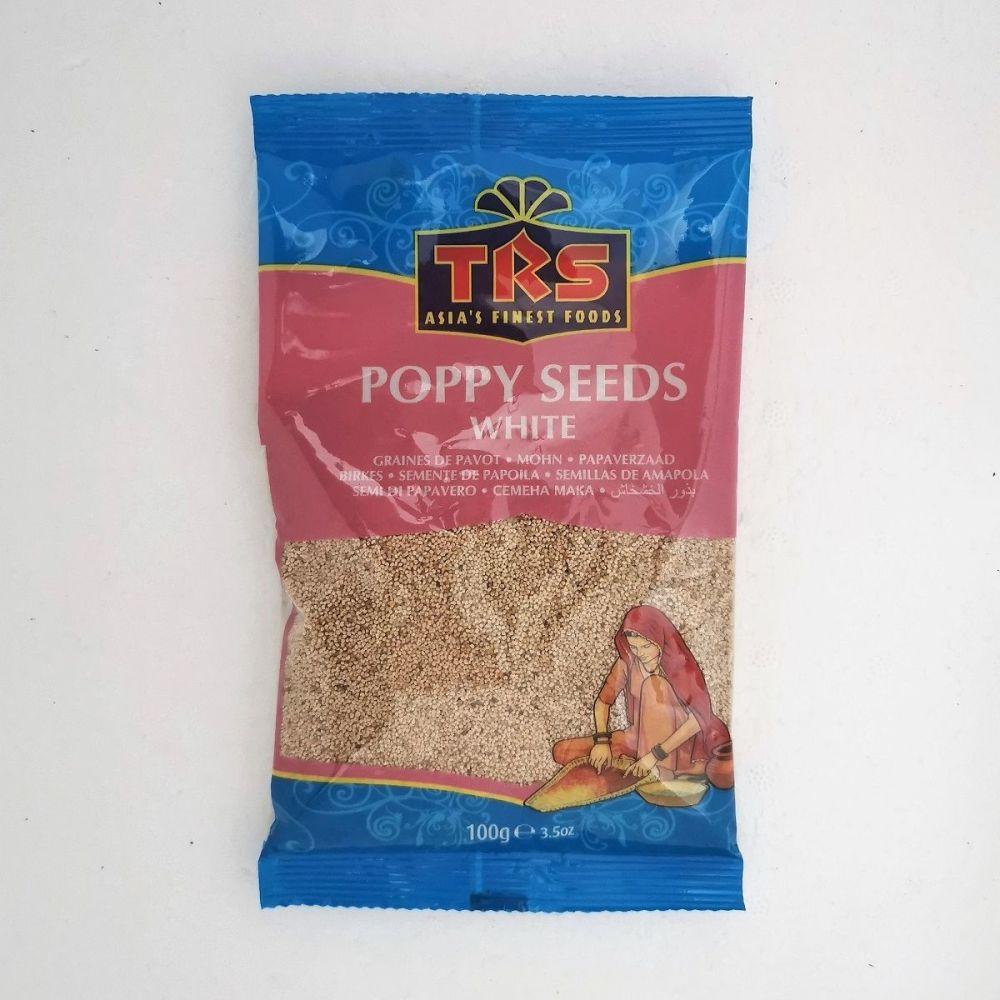 Poppy Seeds White 100g