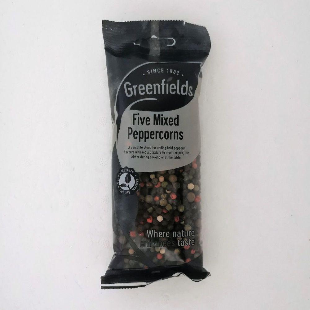Five Mixed Peppercorns 75g