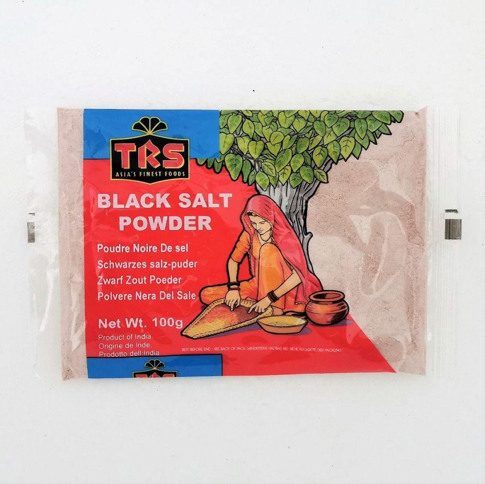 Black Salt Powder 100g