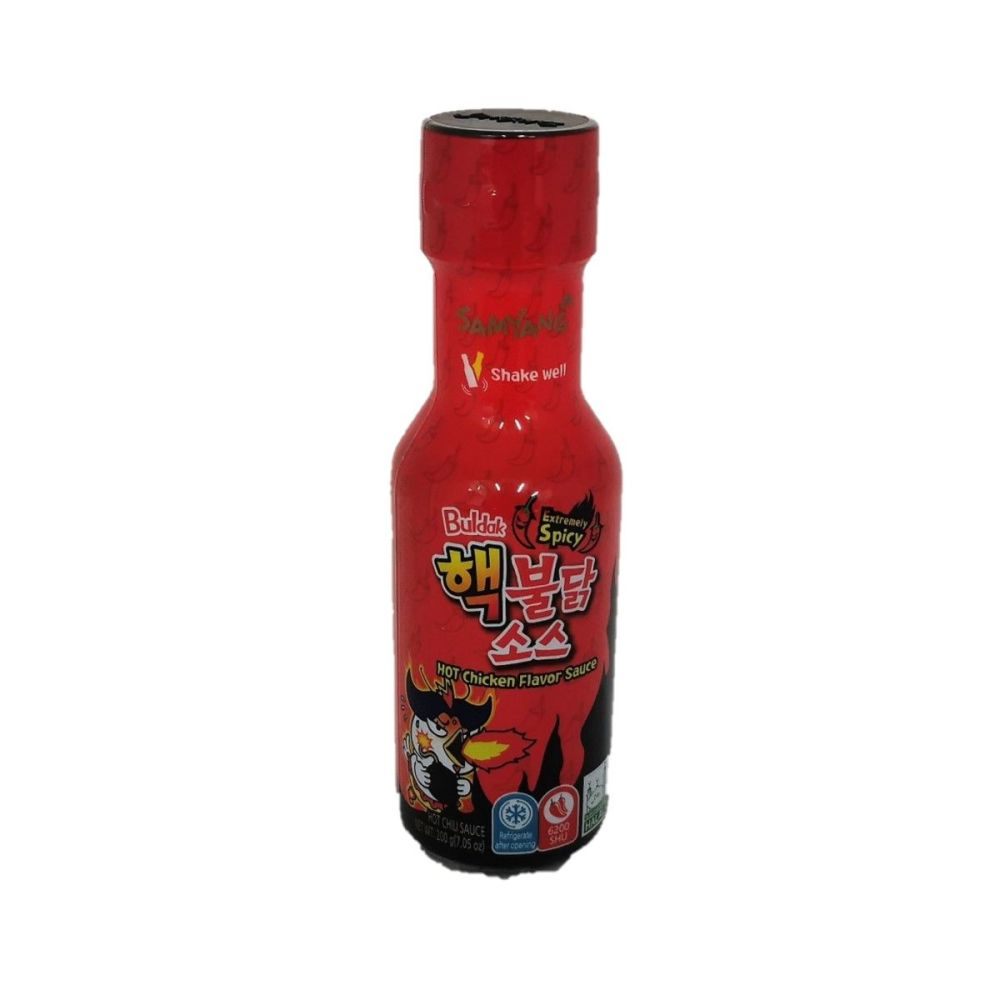 Samyang Hot Chicken Flavour Sauce Extremely Spicy 200g