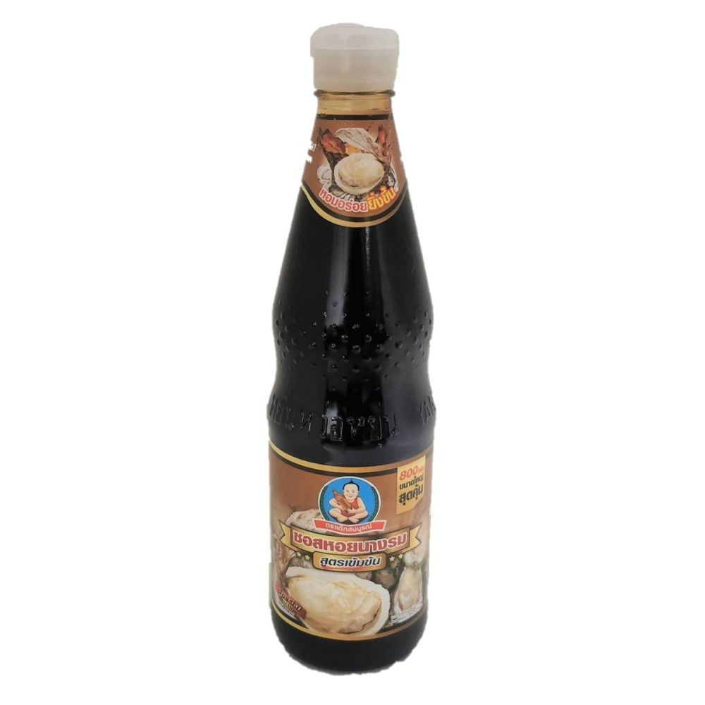 HBB Thick Oyster Sauce 800g