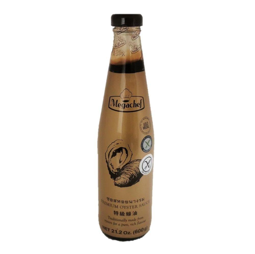Megachef Premium Oyster Sauce 600g