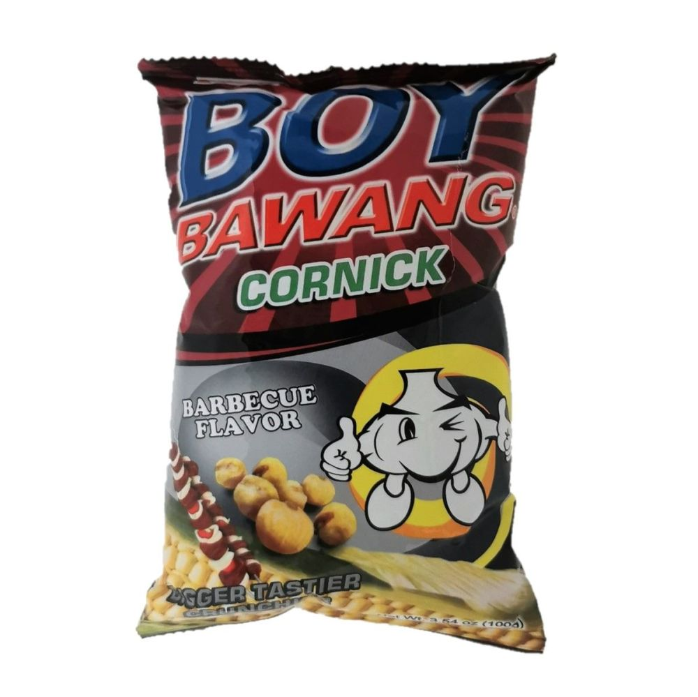 Boy Bawang Cornick BBQ Flavour 100g