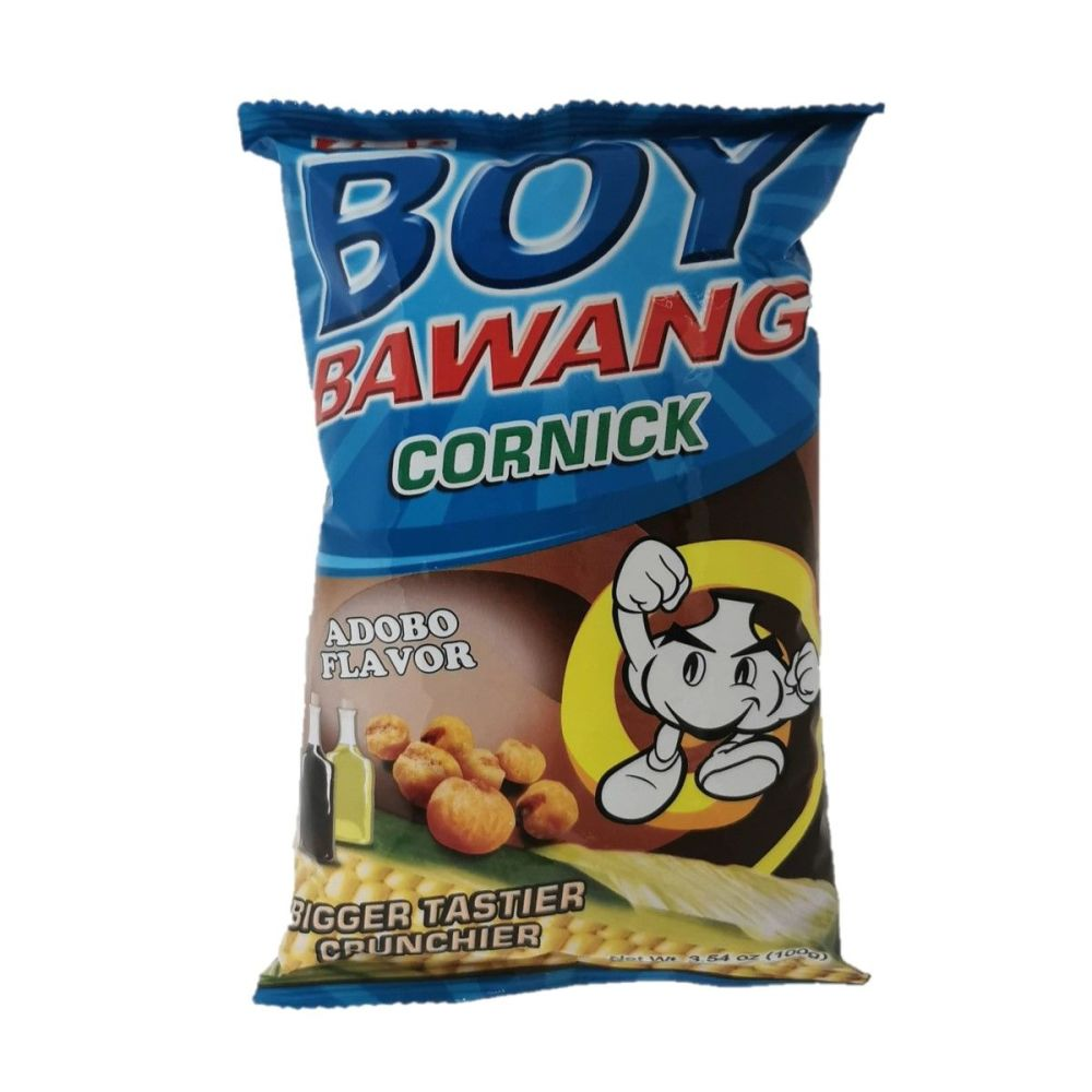 Boy Bawang Cornick Adobo Flavour 100g
