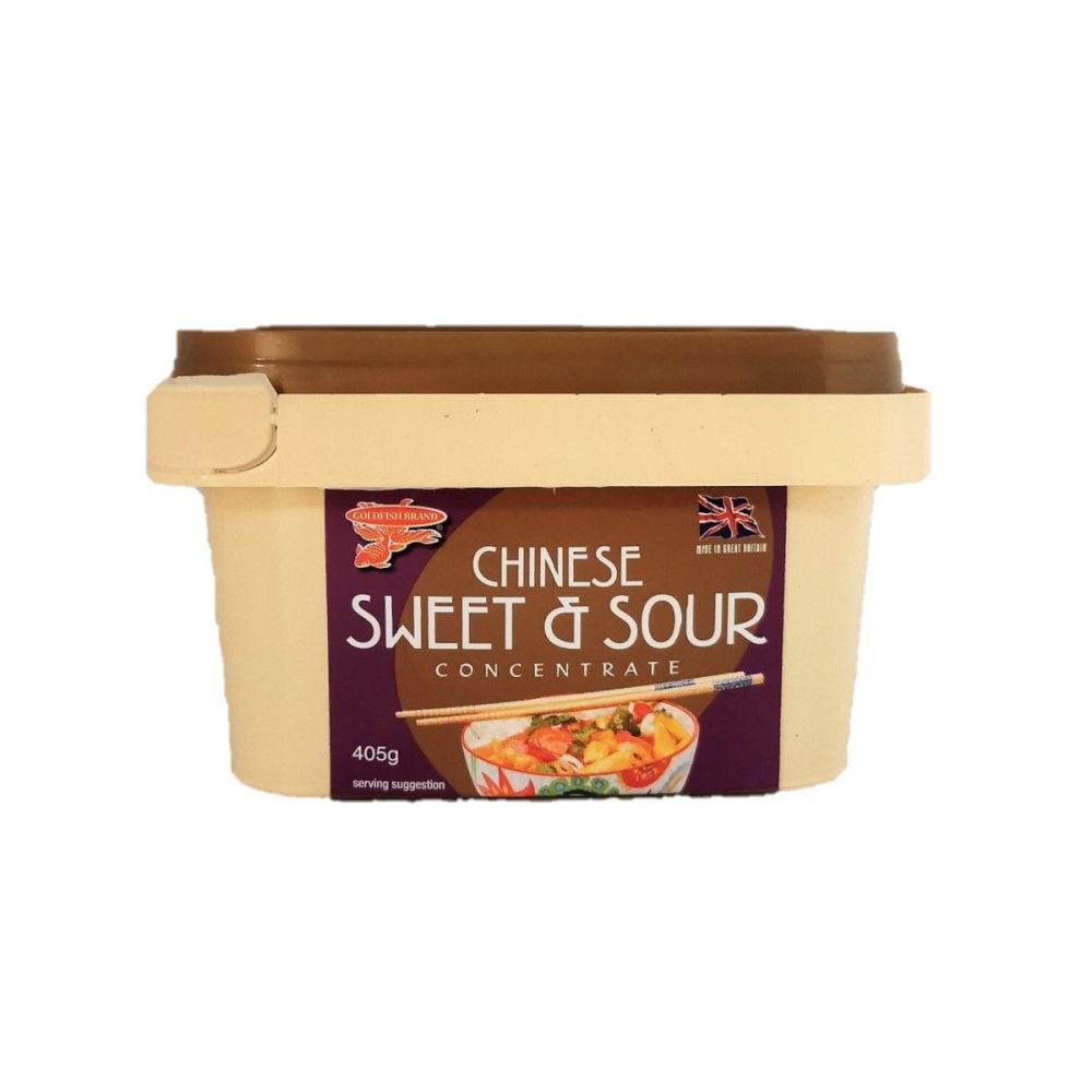 Goldfish Brand Chinese Sweet & Sour Curry Paste 400g