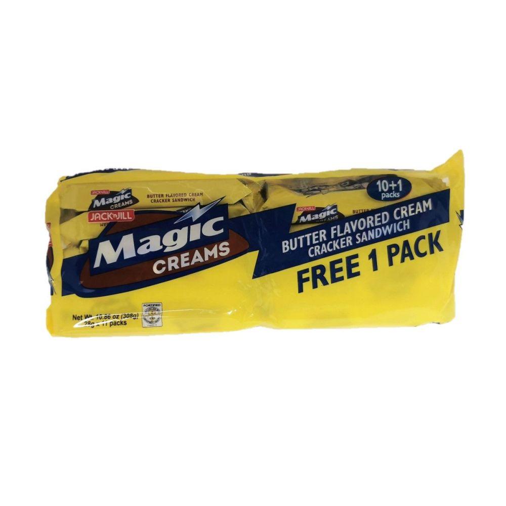 Jack n Jill Magic Creams Butter Cream 11x28g