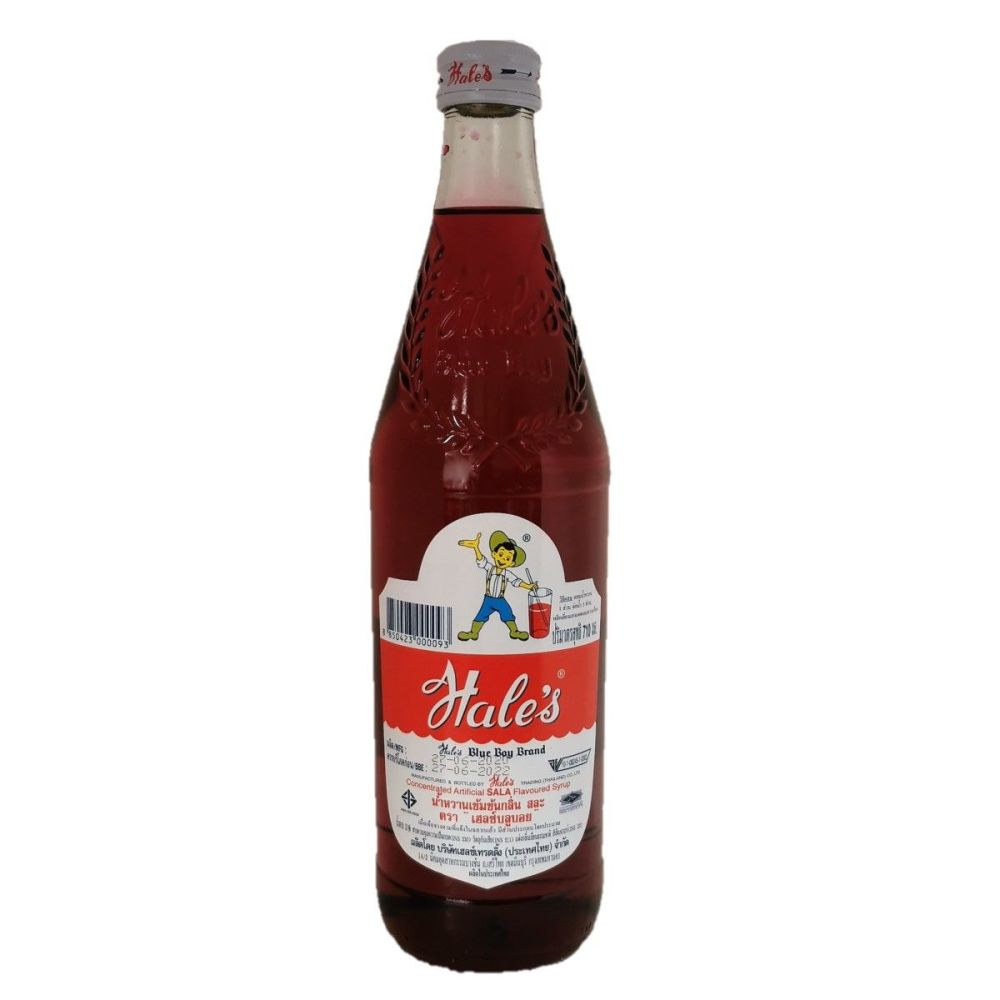 Hale's Sala Flavoured Syrup 710ml