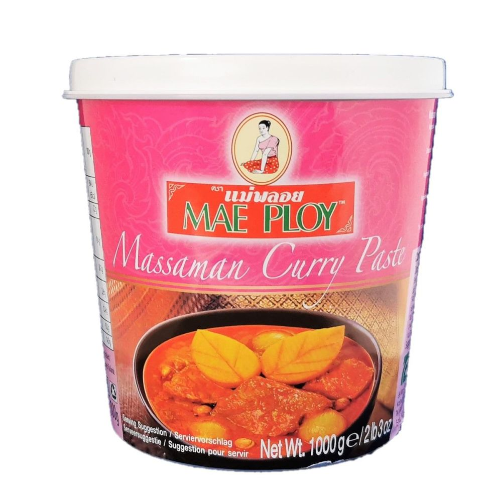 Mae Ploy Masaman Curry Paste 1000g