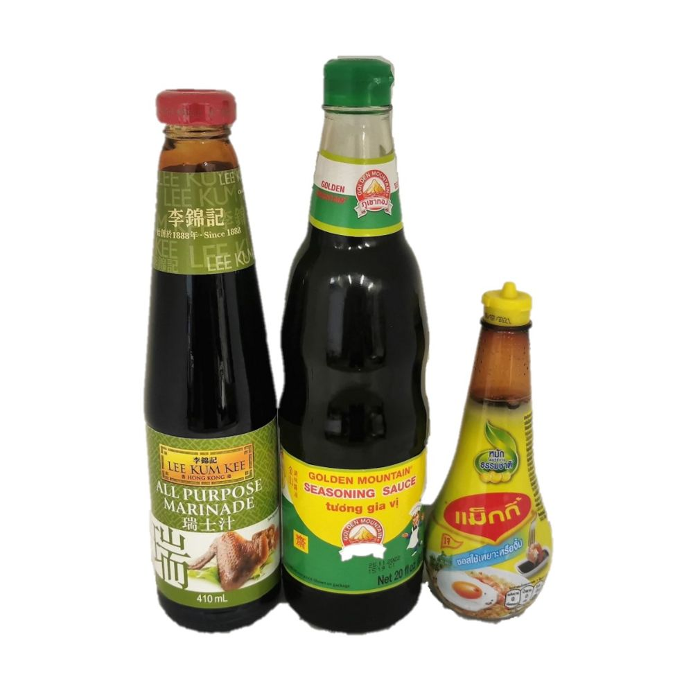 Seasoning and Cooking Sauces