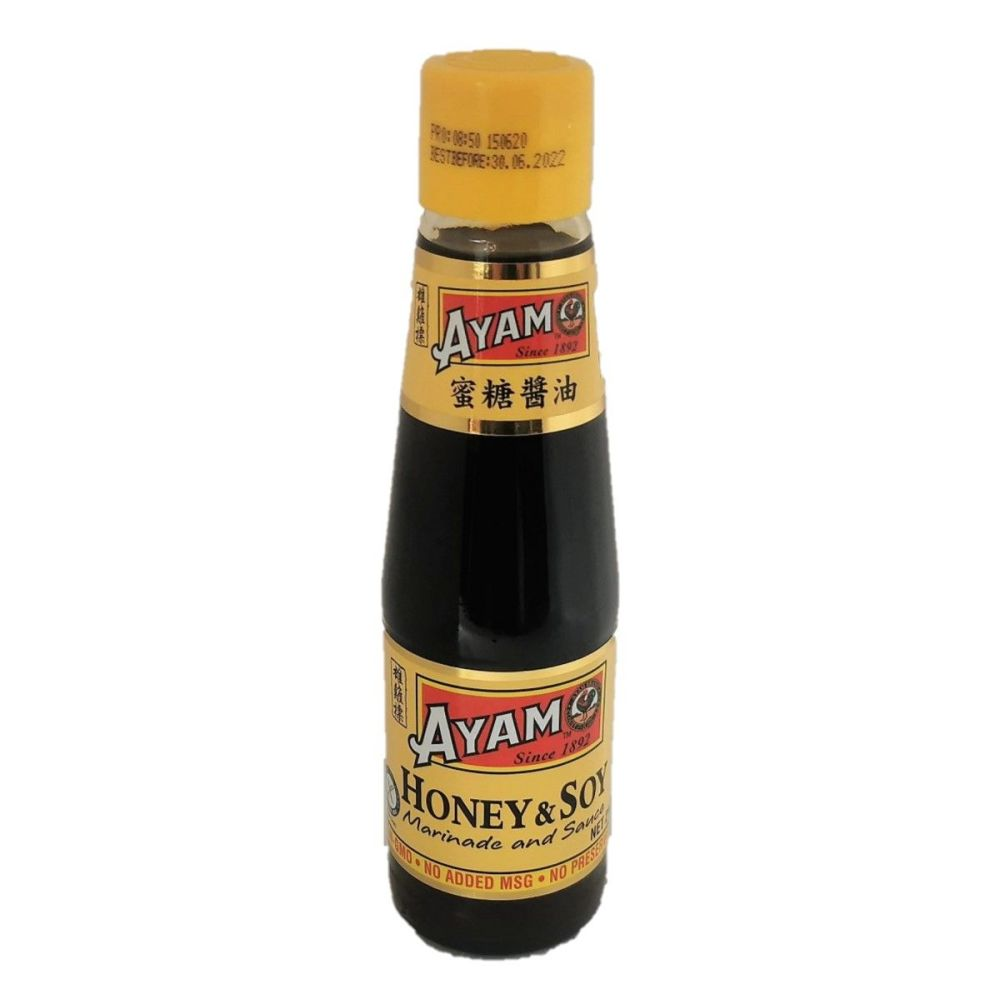 Ayam Honey & Soy Marinade Sauce 210ml