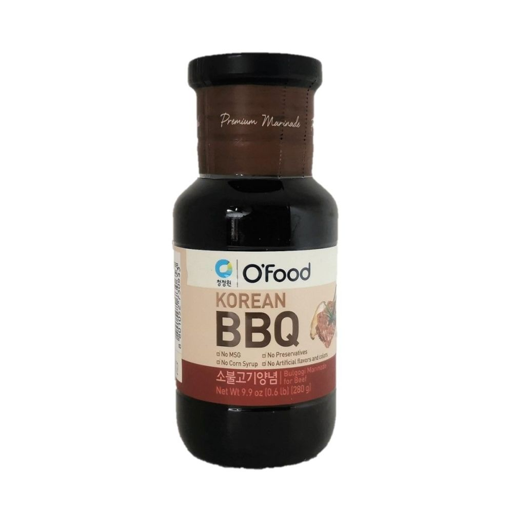 Korean BBQ Marinade Sauce for Beef 280g