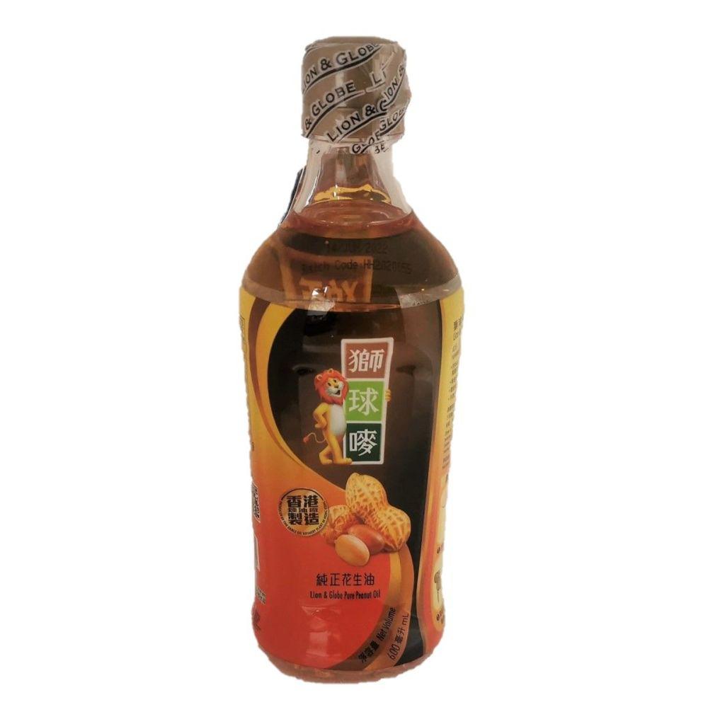 L&G Pure Peanut Oil 600ml
