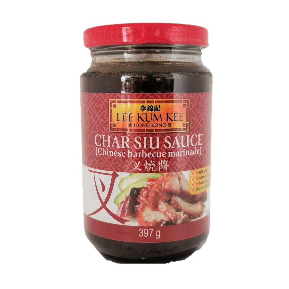 LKK Char Siu Sauce (Chinese BBQ Marinade) 397g