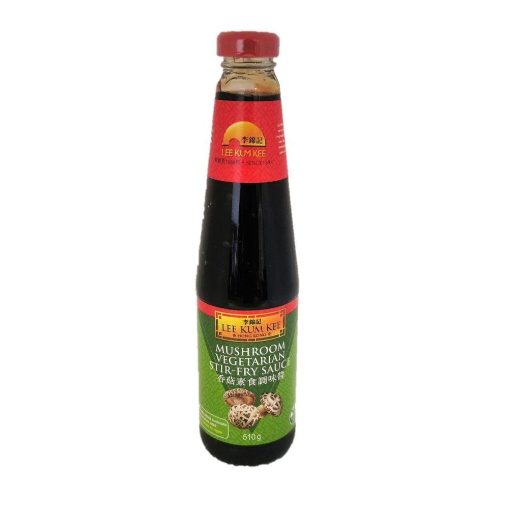 LKK Mushroom Vegetarian Stir-Fry Sauce 510g
