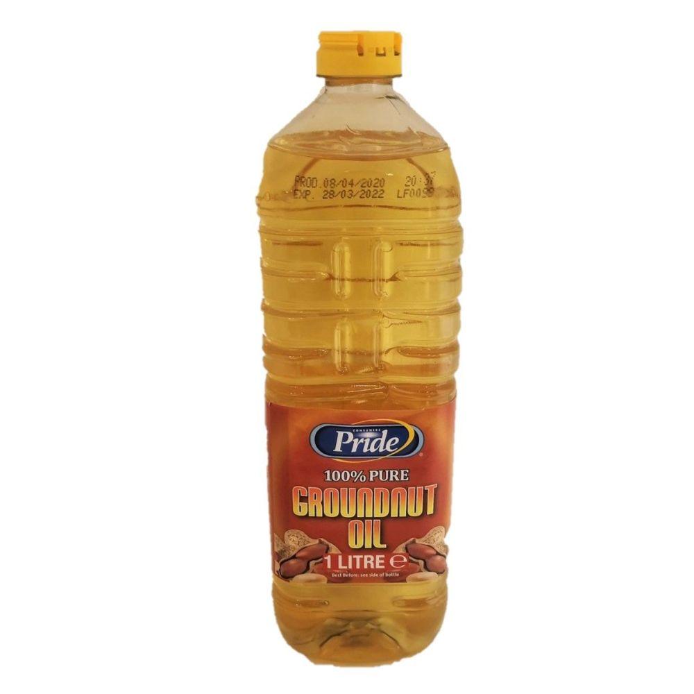 Pride Groundnut Oil 1000ml