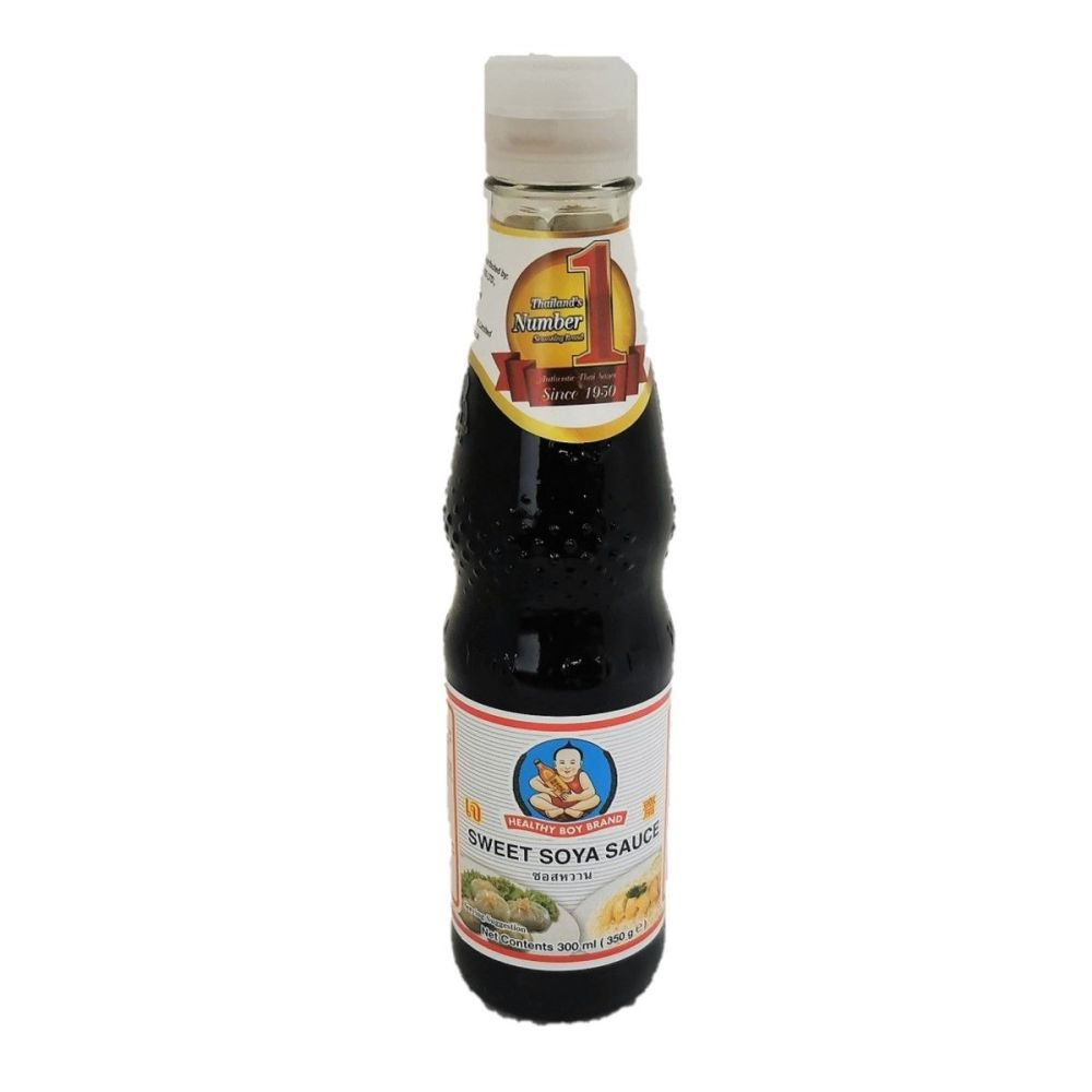 HBB Sweet Soy Sauce 350g (White Label)