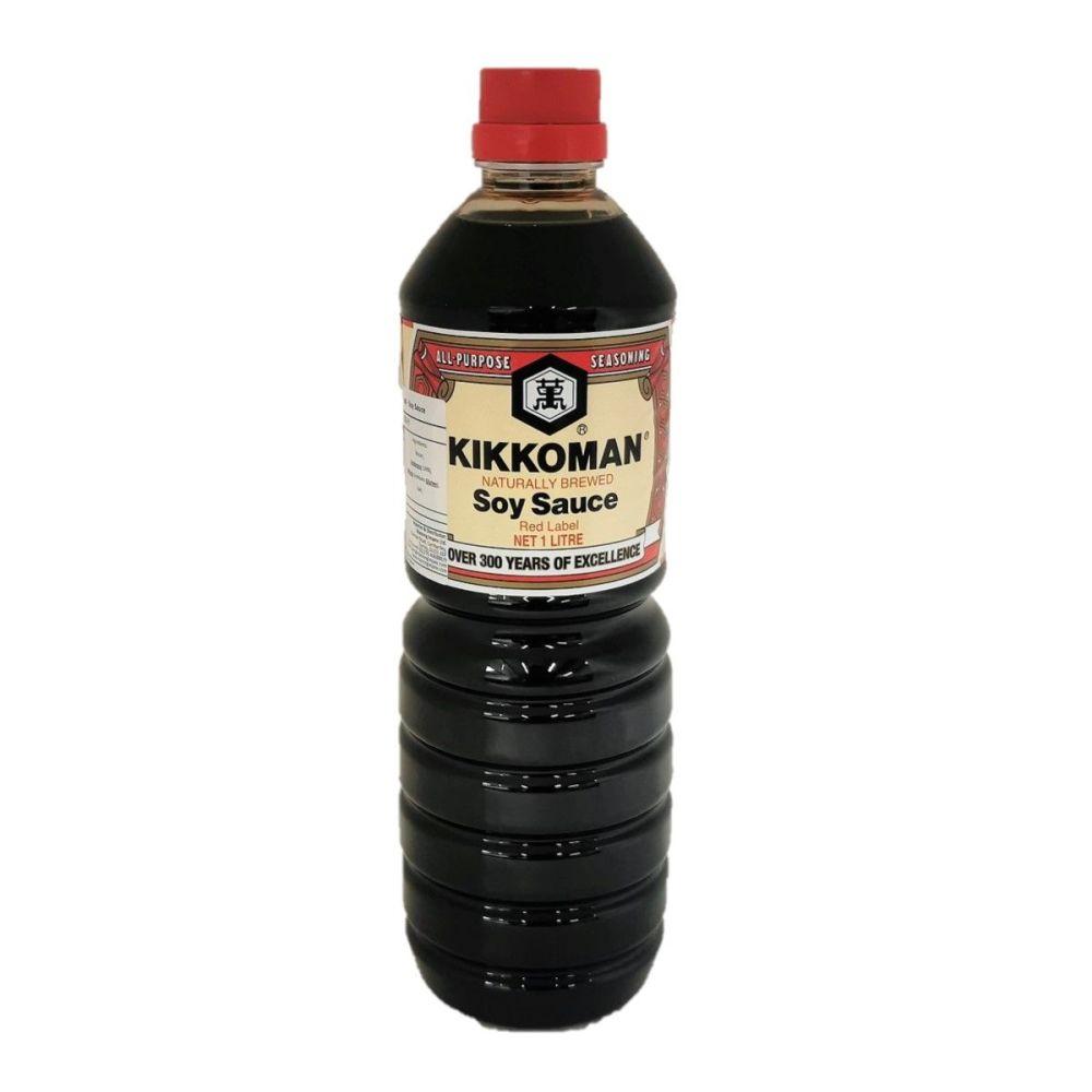Kikkoman All-Purpose Soy Sauce 1 Litre