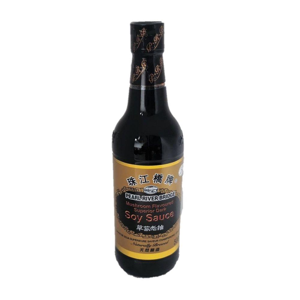 PRB Superior Mushroom Dark Soy Sauce 500ml
