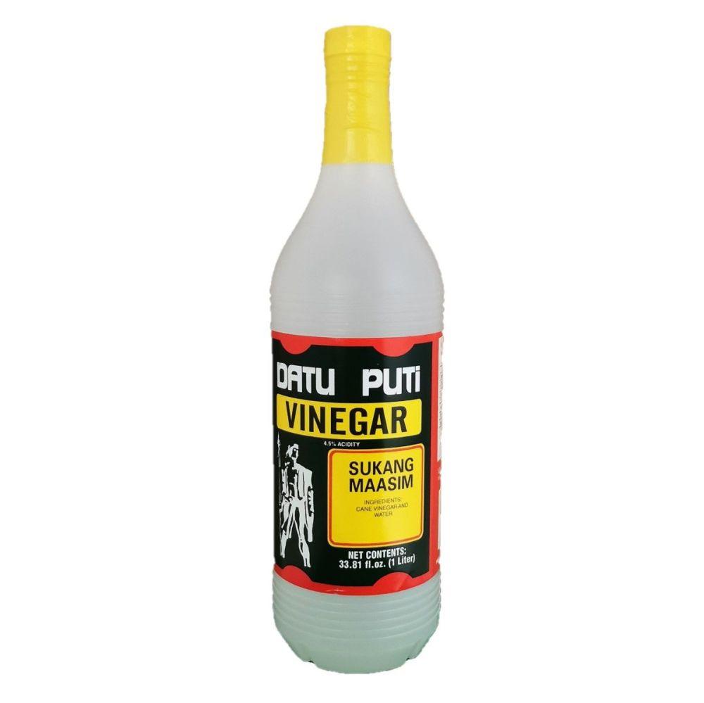 Datu Puti Vinegar (Sukang Maasim) 1000ml