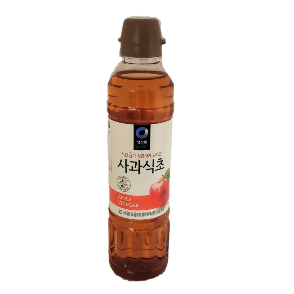 Essential Apple Vinegar 500ml
