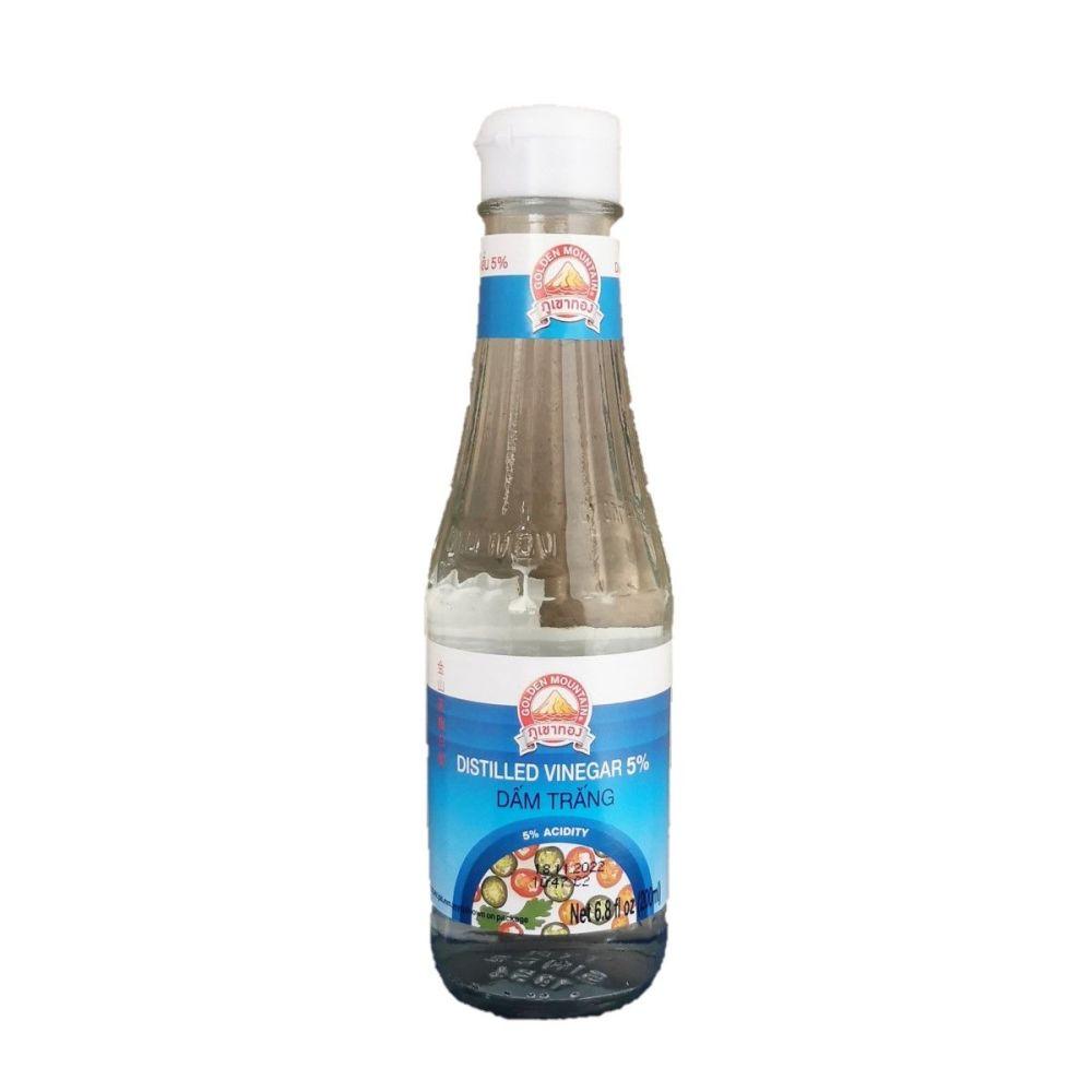 GM Distilled Vinegar 200ml