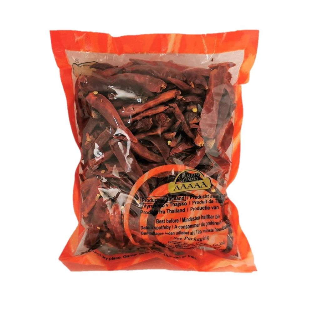 Chang Small Dried Chilli without Stem 100g