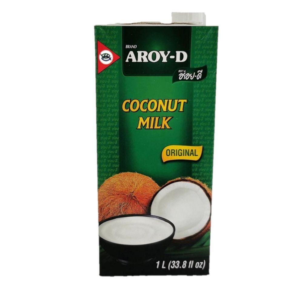 Aroy-D Coconut Milk 1Ltr