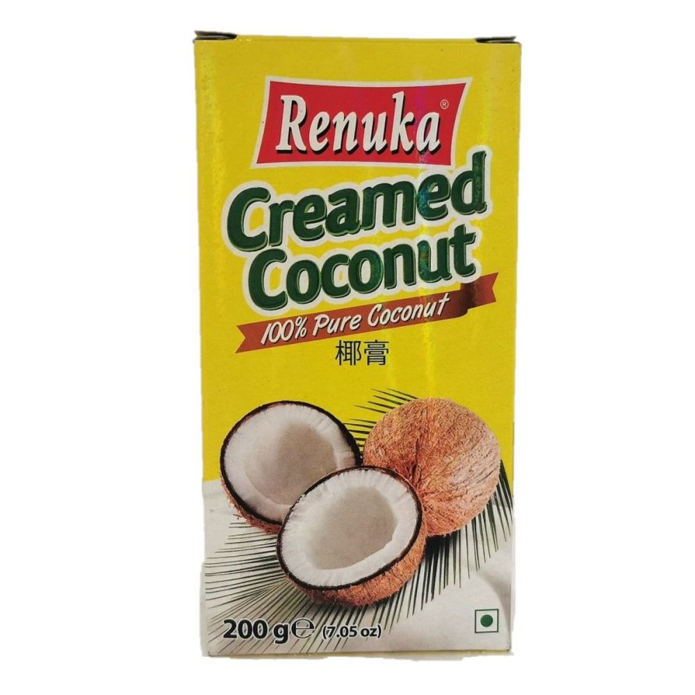 Renuka Creamed Coconut 200g