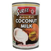 Suree Extra Rich Coconut Milk 400ml