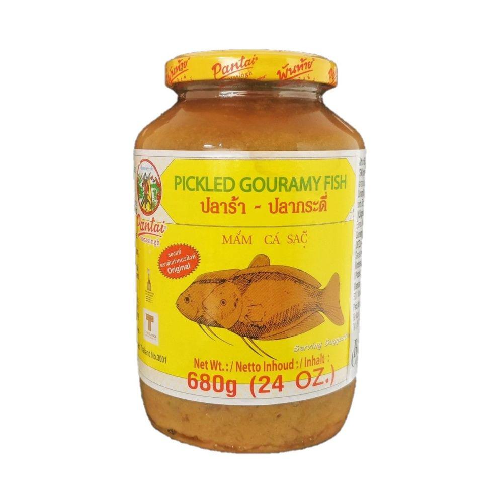 Pickled Gouramy Fish 680g