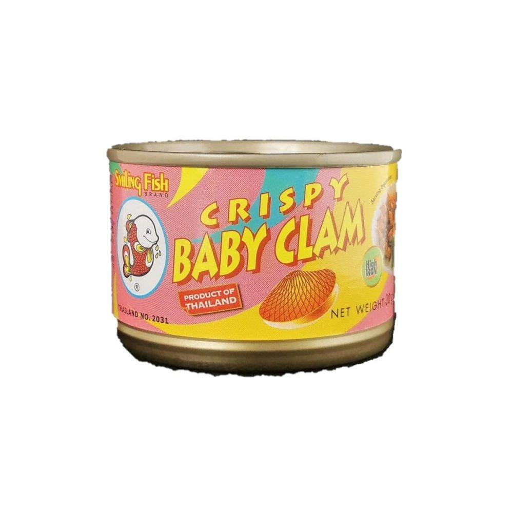 Crispy Baby Clams 30g