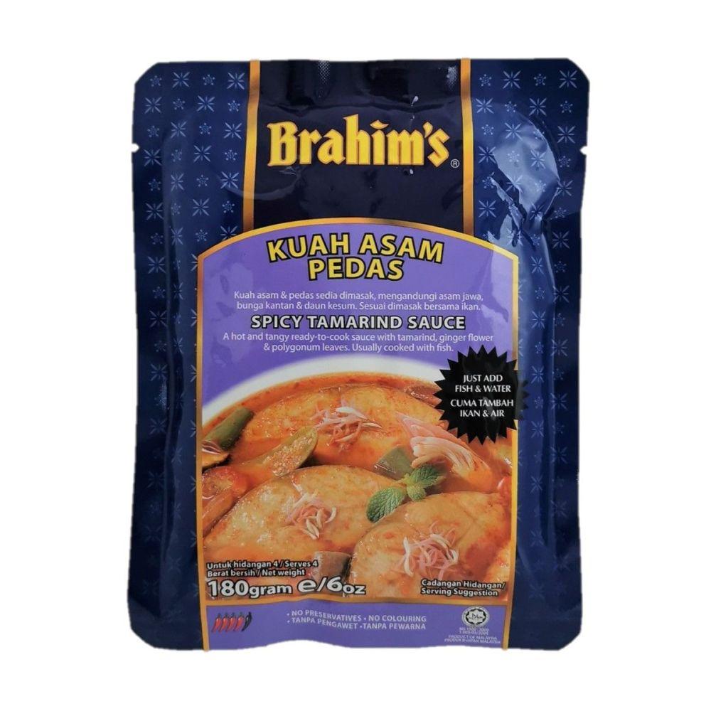 Brahim's Spicy Tamarind Sauce 180g