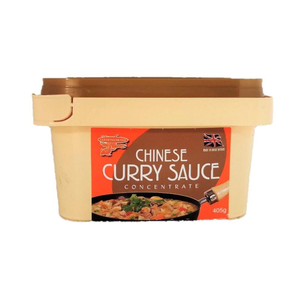 Goldfish Brand Chinese Curry Paste 400g